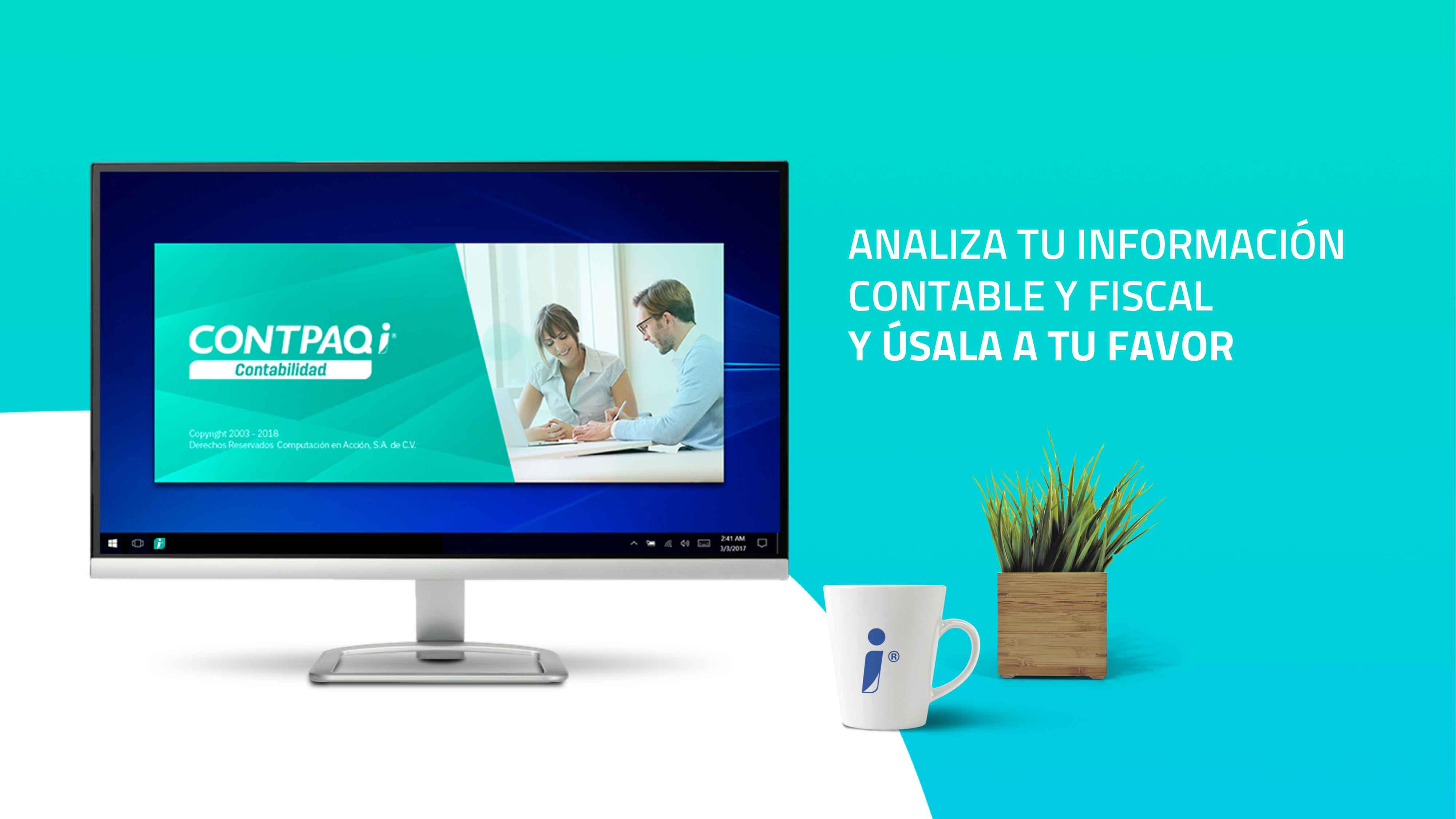 Contpaqi Contabilidad - Software Contable