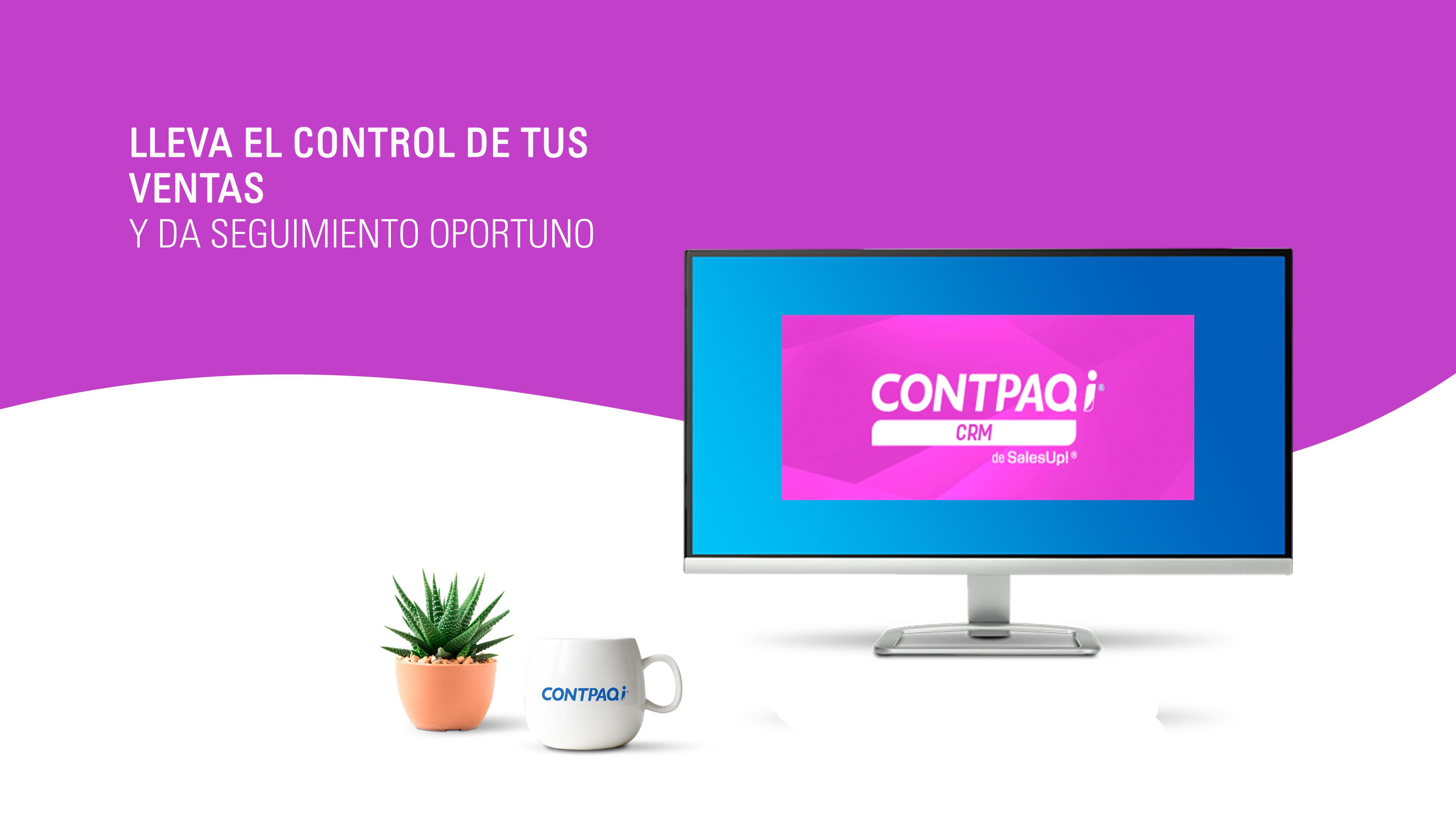 Contpaqi CRM Querétaro
