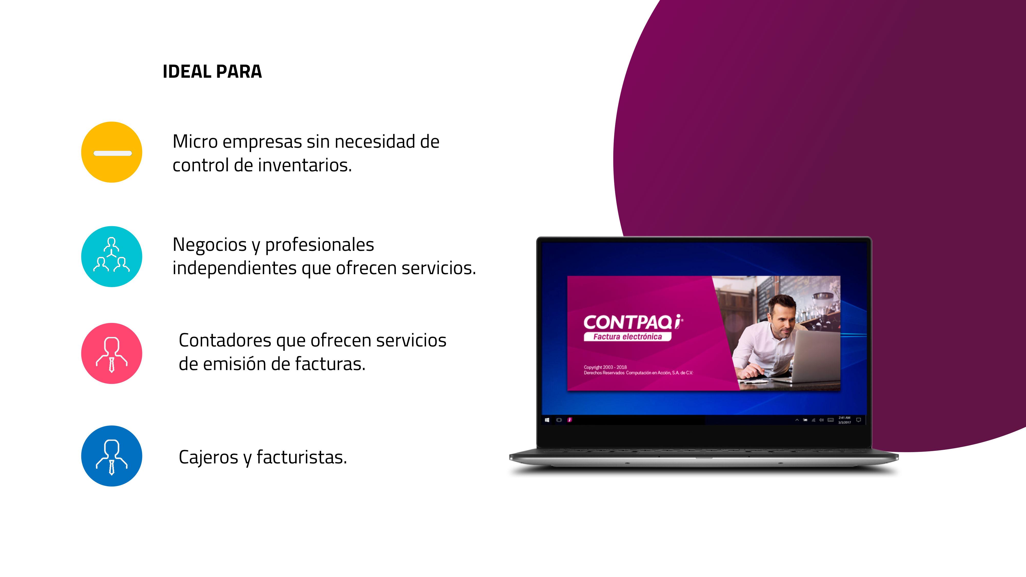 Contpaqi Factura Electrónica Querétaro