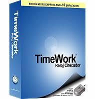 TimeWork Reloj Checador Querétaro